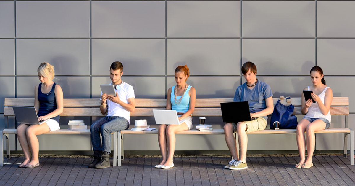 онлайн аудитории