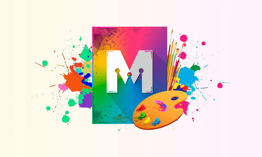 банк бесплатных изображений: психология цвета