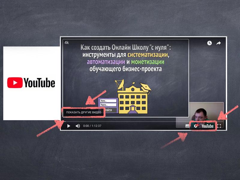 Некликабельность ссылок на видеохостинги